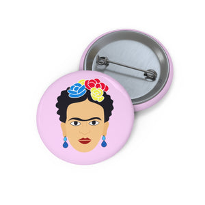 Frida Pin Button