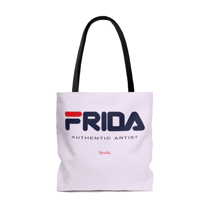 Frida Fila Tote Bag