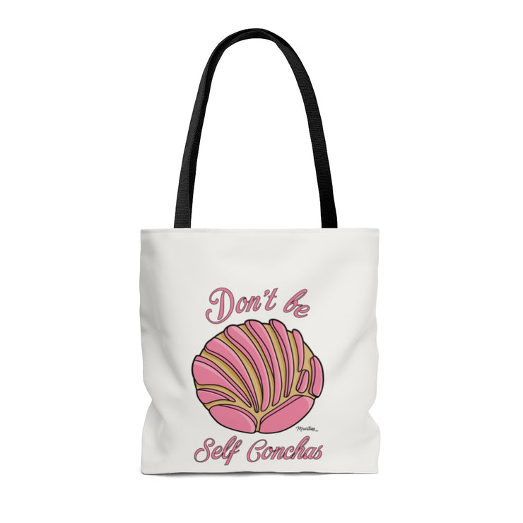 Don´t Be Self Concha Tote Bag