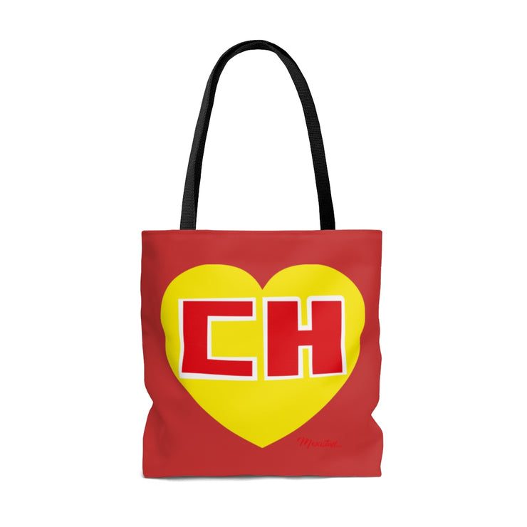 Chapulin Colorado Tote Bag