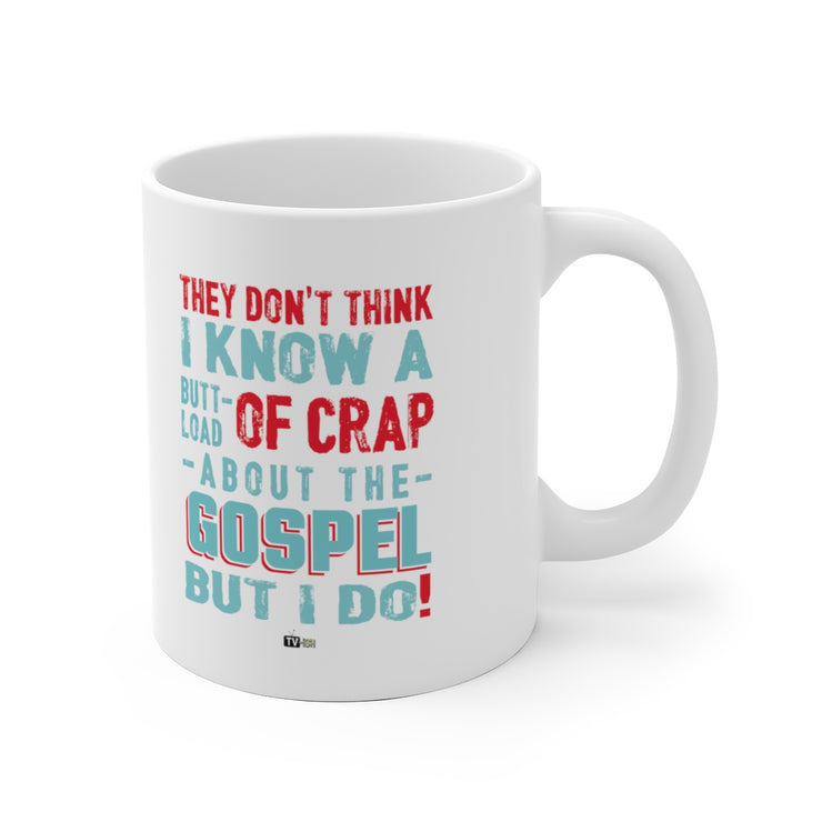 About The Gospel Mug