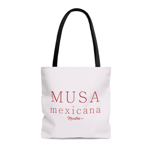 Musa Mexicana Tote Bag