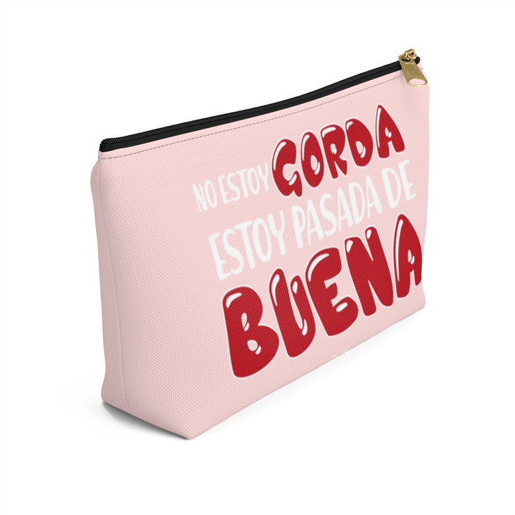 No Estoy Gorda Accessory Bag