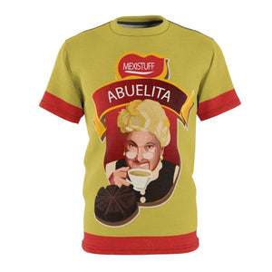 Chocolate Abuelita All Over Men's Tee