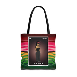 La Chola Tote Bag