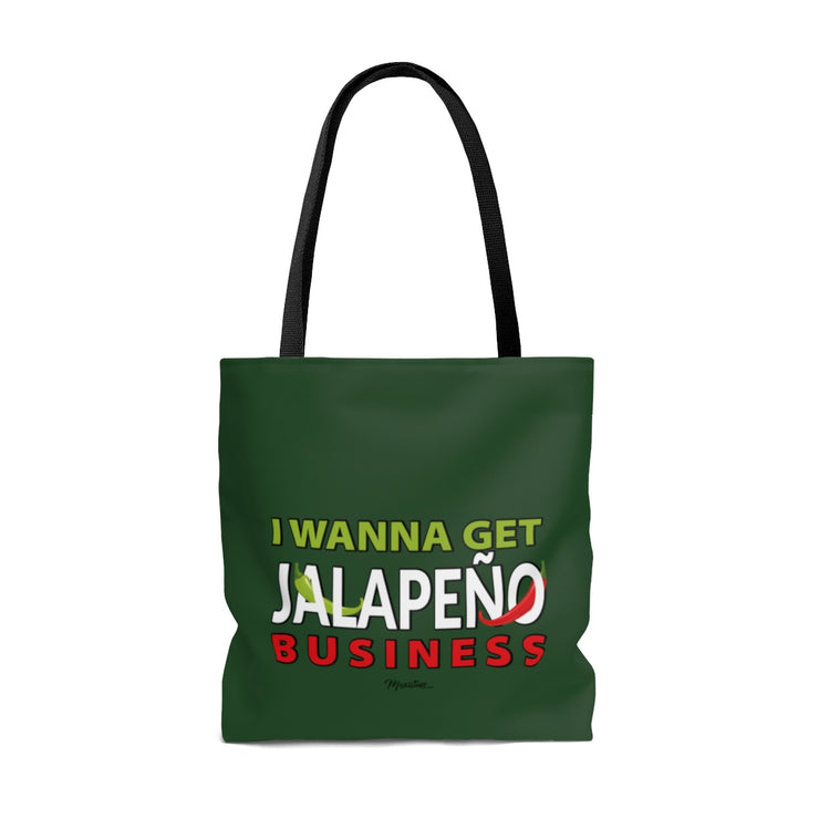 Jalapeño Business Tote Bag