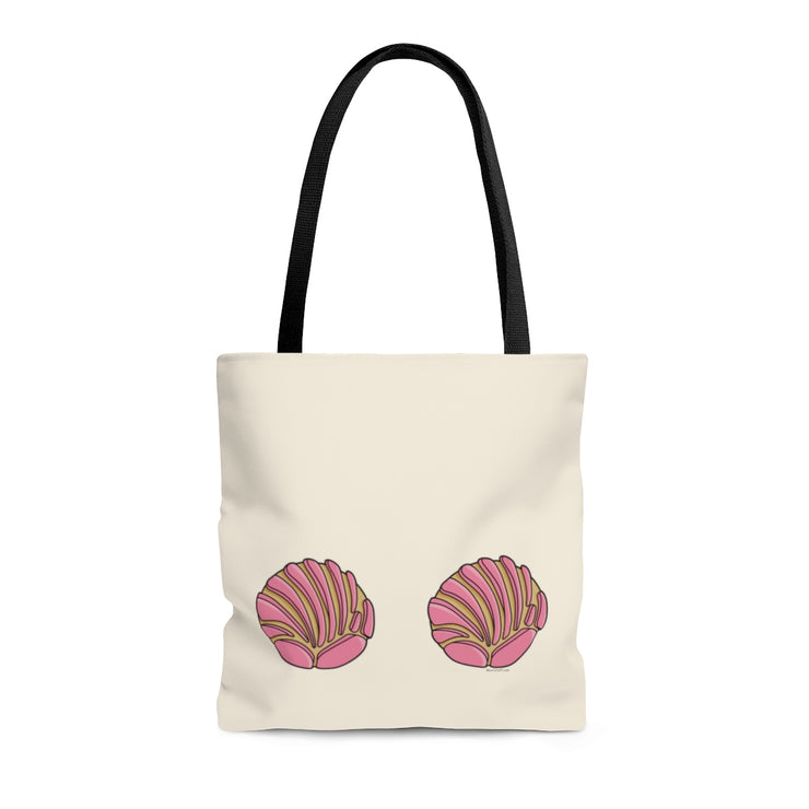 Double Conchas Tote Bag