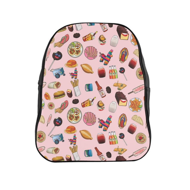 Mexi Backpack (pink)