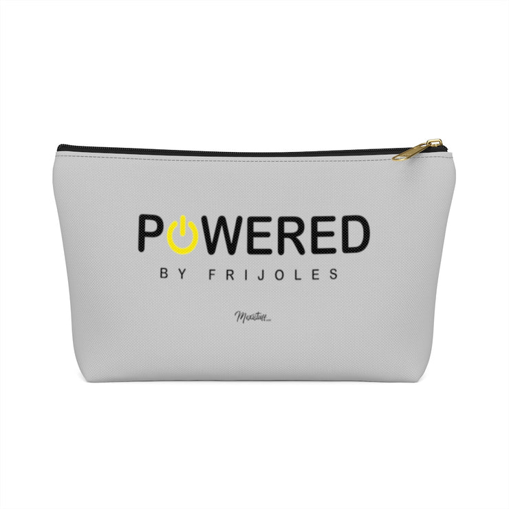 Powered By Frijoles Accessory Bag