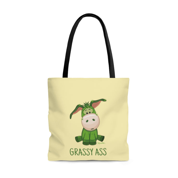 Grassy Ass Tote Bag