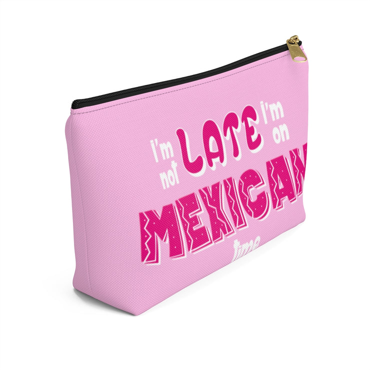 I´m Not Late Accessory Bag
