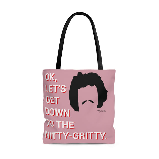 Down To The Nitty Gritty Tote Bag