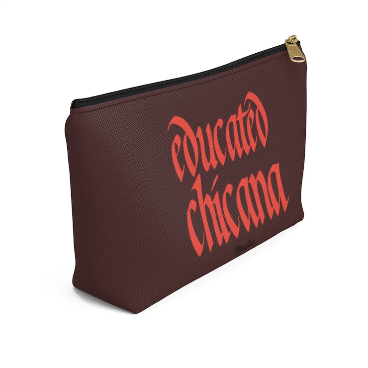 Educated Chicana Accessory Bag