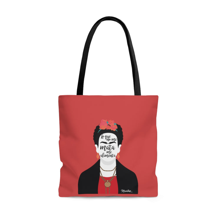 Frida Alimenta Tote Bag