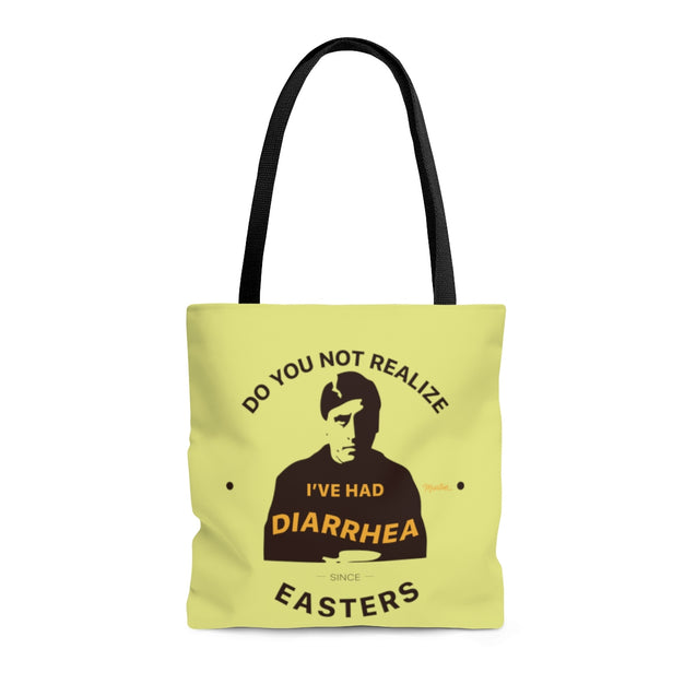 Diarrhea Since Easters Tote Bag