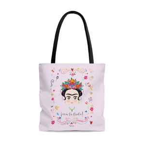 Frida Ornamental Tote Bag