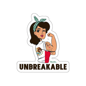 Unbreakable Sticker