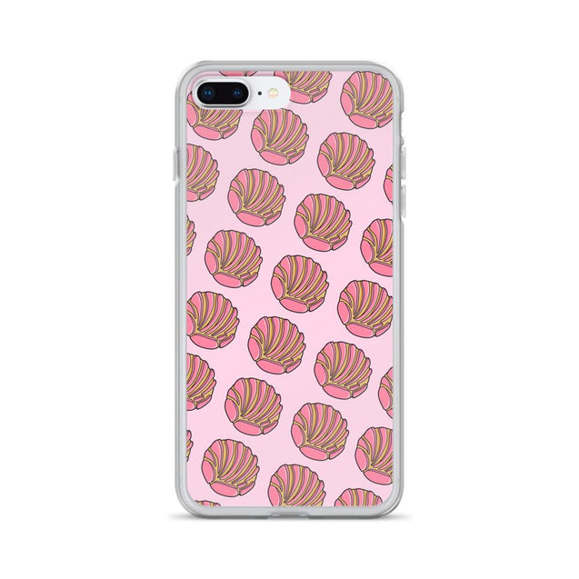 Concha iPhone Case (Pink)