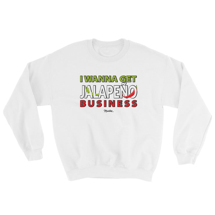 Jalapeño Business Unisex Sweatshirt