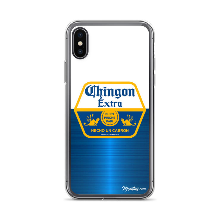 Chingon Extra iPhone Case