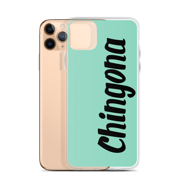 Chingona iPhone Case