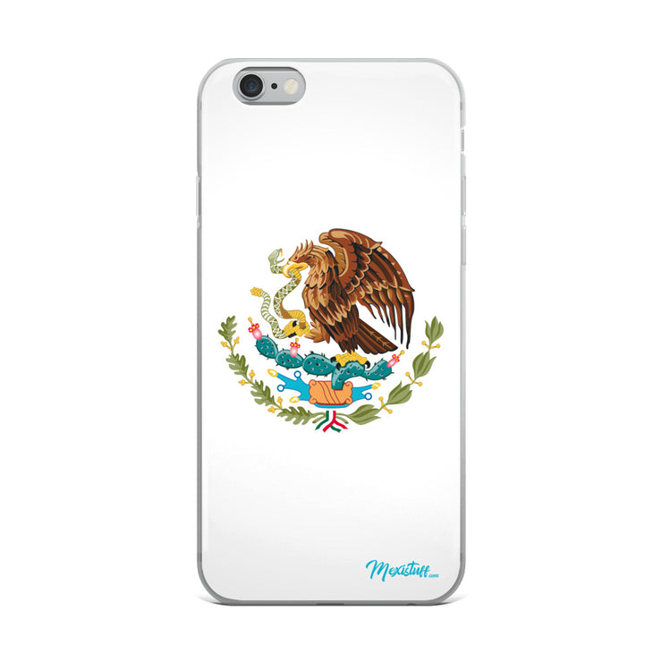 Escudo iPhone Case