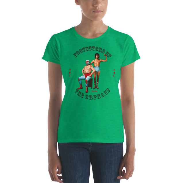 Protectors Of The Orphans Women's Premium Tee
