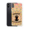 Namaste iPhone Case