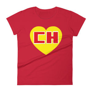 Chapulin Colorado Women's Premium Tee