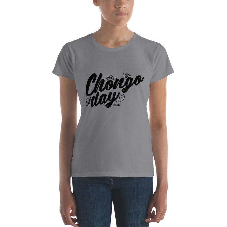 Chongo Day Women's Premium Tee
