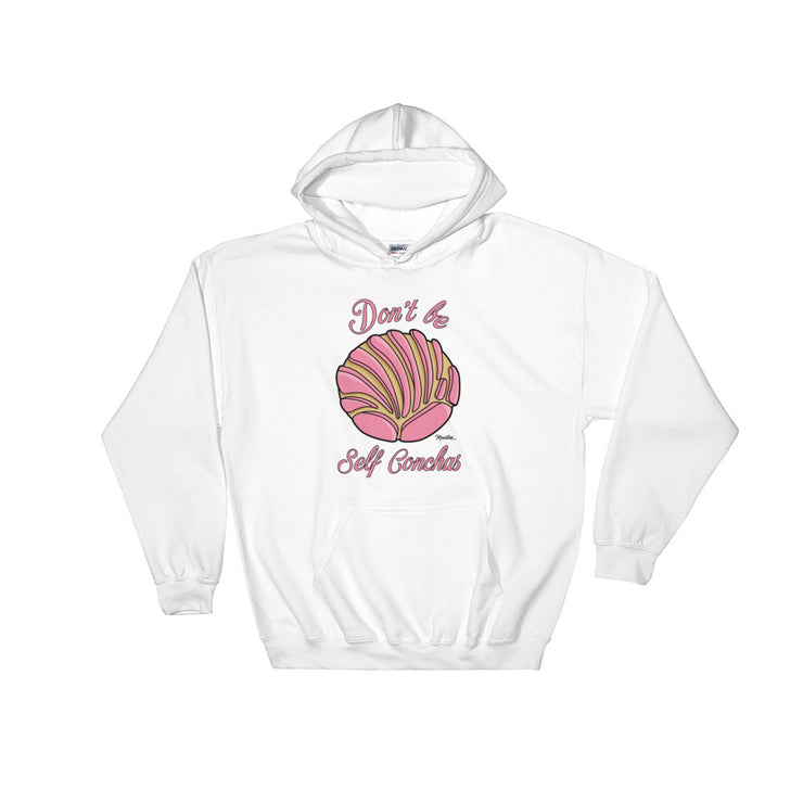Don´t Be Self Concha Unisex Hoodie