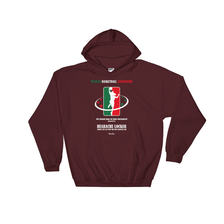 Mexican Basketball Asociation Unisex Hoodie