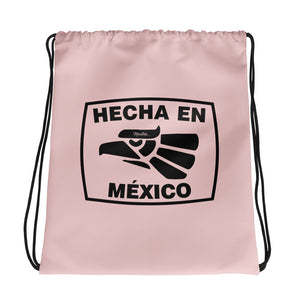 Hecha En Mexico Drawstring bag