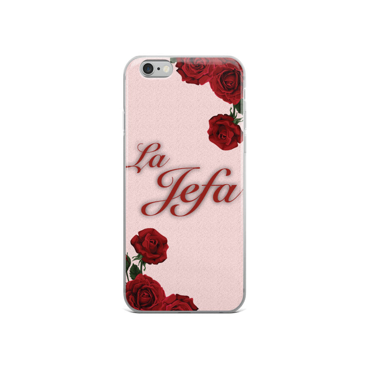 La Jefa iPhone Case
