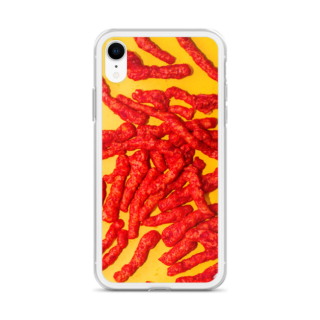 Flamin Hot Cheetos iPhone Case