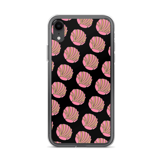 Concha iPhone Case (Black)
