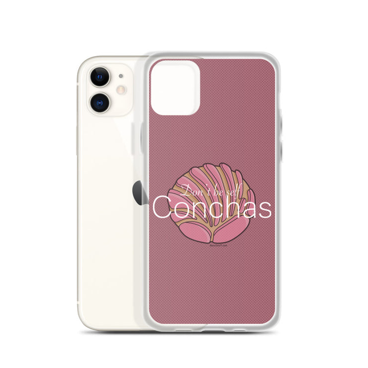 Self Conchas iPhone Case