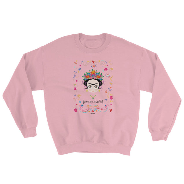 Frida Ornamental Unisex Sweatshirt