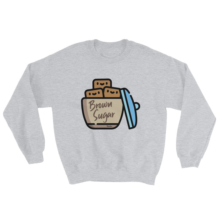 Brown Sugar Unisex Sweatshirt