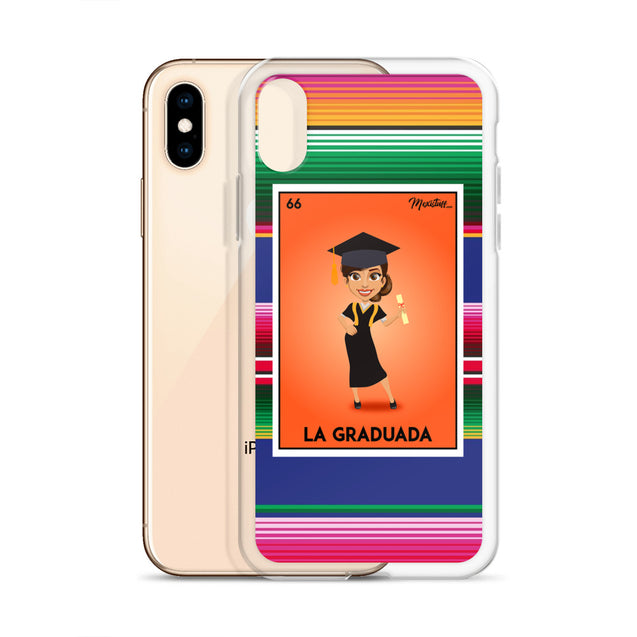 La Graduada iPhone Case