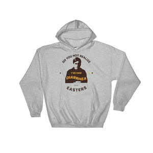 Diarrhea Since Easters Unisex Hoodie