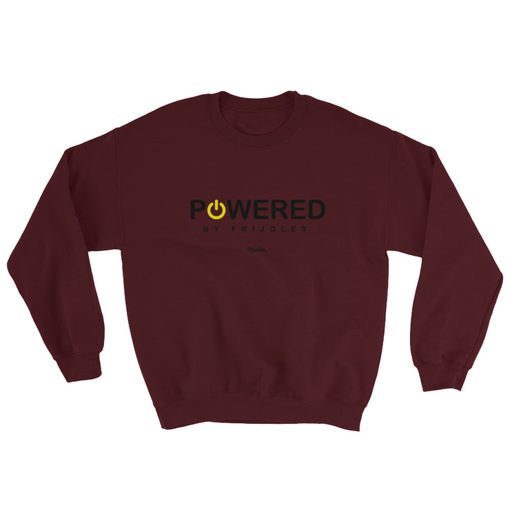 Powered By Frijoles Unisex Sweatshirt