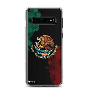 Smoke Mexican Flag Samsung Case
