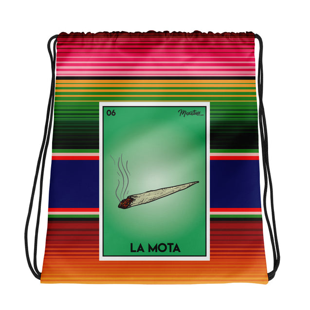 La Mota Drawstring bag