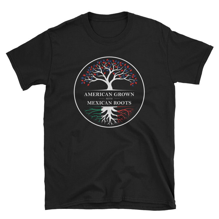 Mexican Roots Unisex Tee