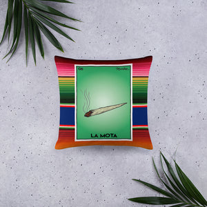 La Mota Stuffed Pillow