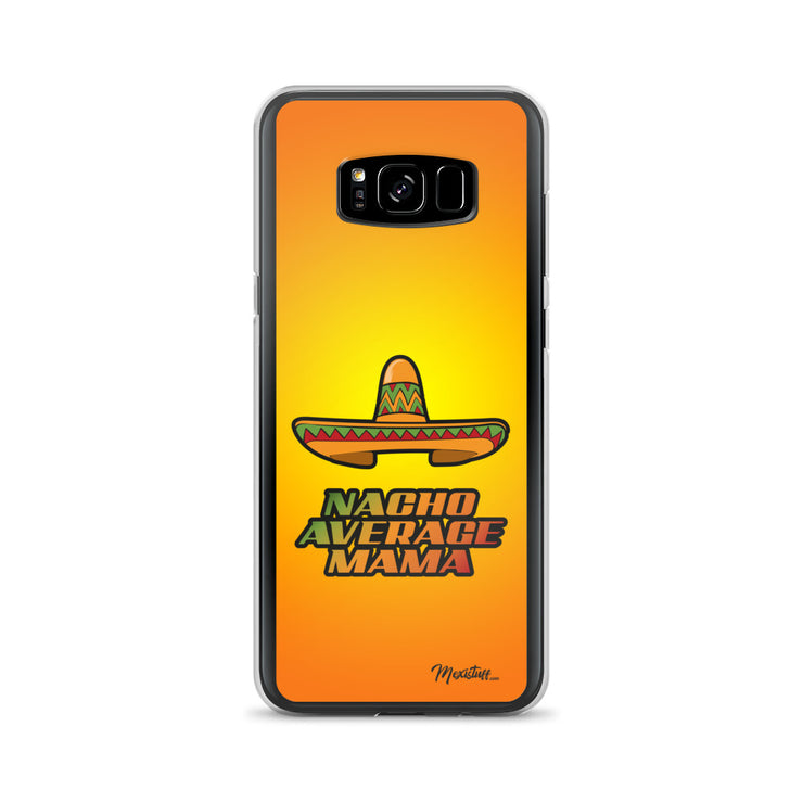 Nacho Average Mamá Samsung Case
