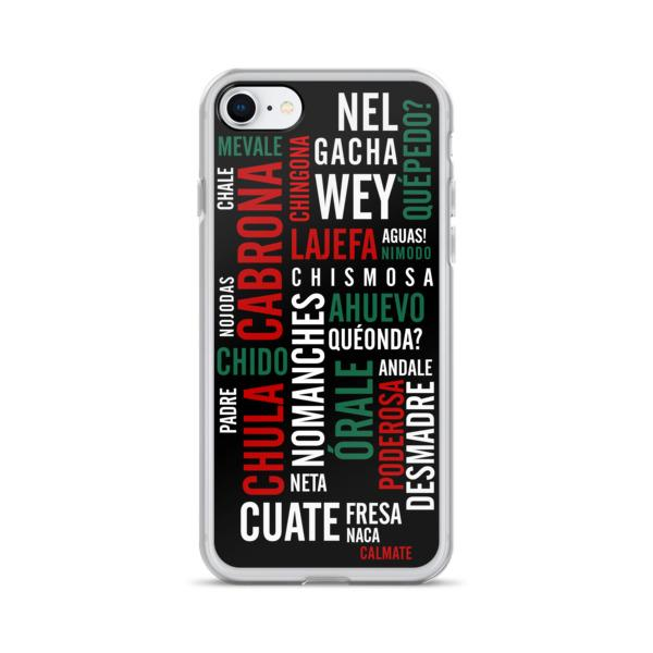 Mexi-Slang iPhone Case
