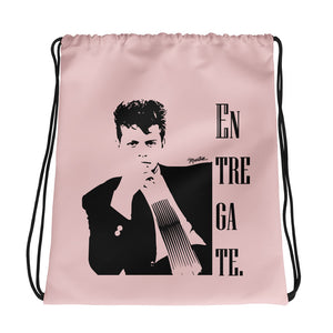 Entregate Drawstring bag