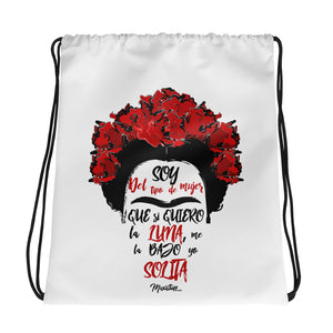 Yo Solita Drawstring bag